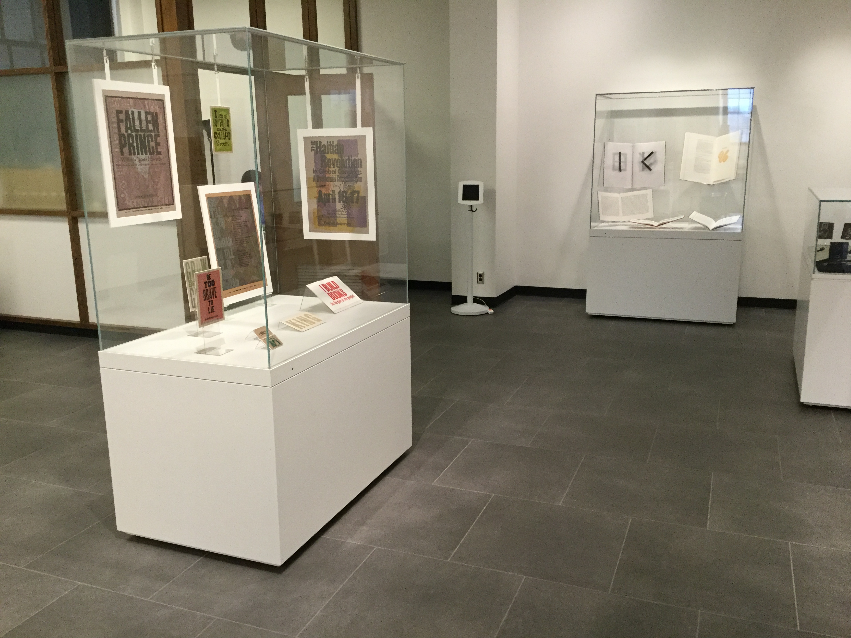 Items from the collection will be on display in the Ellen and Nirmal Chatterjee Exhibition Gallery in RBML.