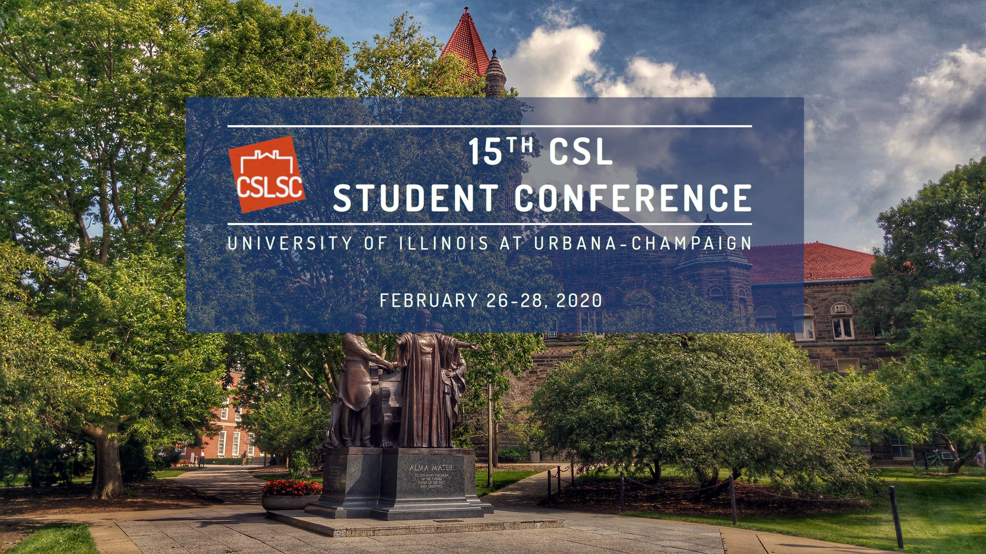 CSL Student Conference 2020