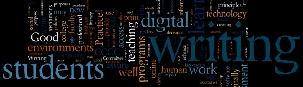 Digital Literacies @ the Undergraduate Rhetoric Program