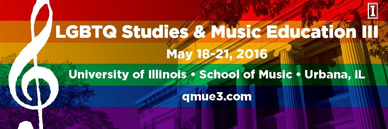 Gender-Queer Studies and Music Education