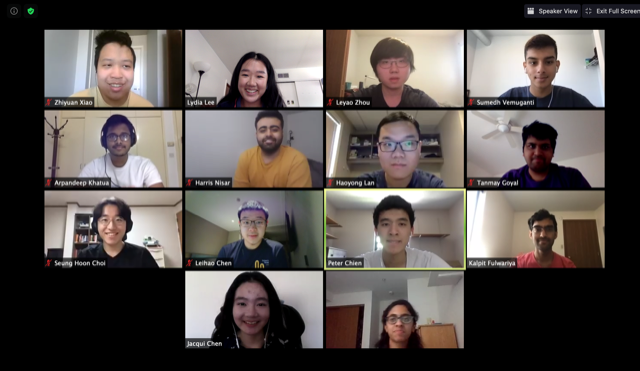 Jump ARCHES Summer Internship Goes Virtual for 2020