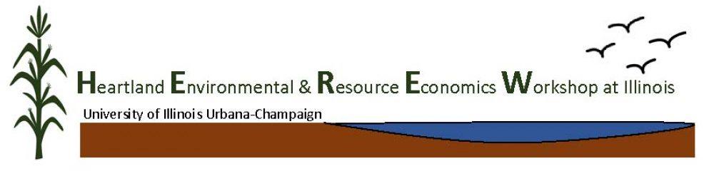 Heartland Environmental and Resource Economics Workshop