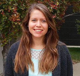 Head shot of Emily Geddes.