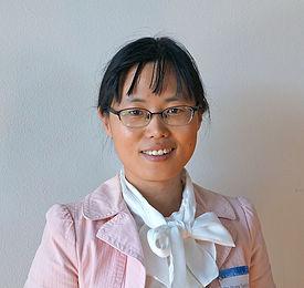 Head shot of Dr. Hyang Yeon Lee.