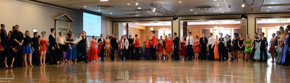 The 30th Annual Illini Dancesport Invitational