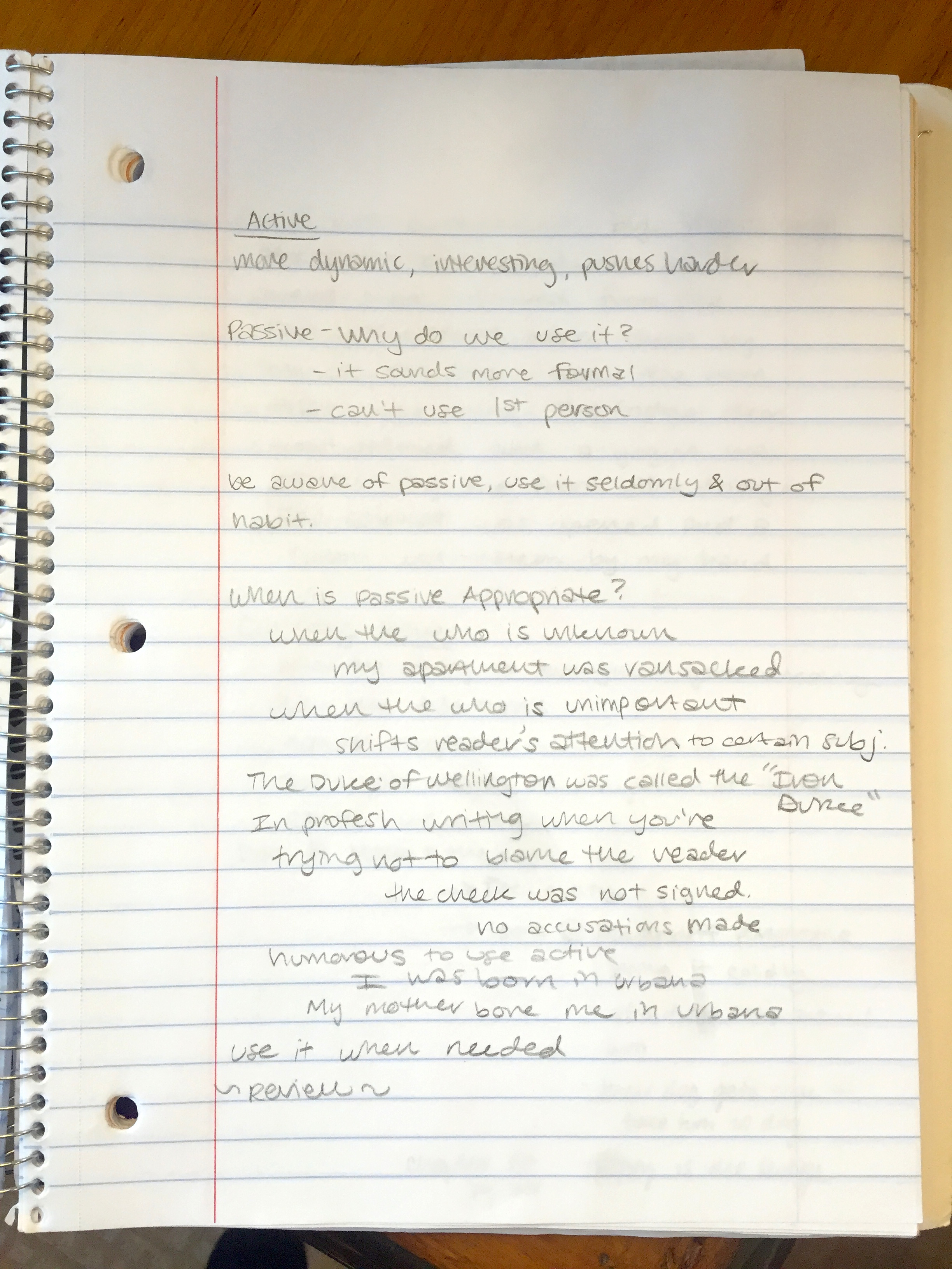 a literary excavation media artifacts ms hays told us that when writing english essays writers should stay away from using passive voice here are my notes explaining how to avoid using