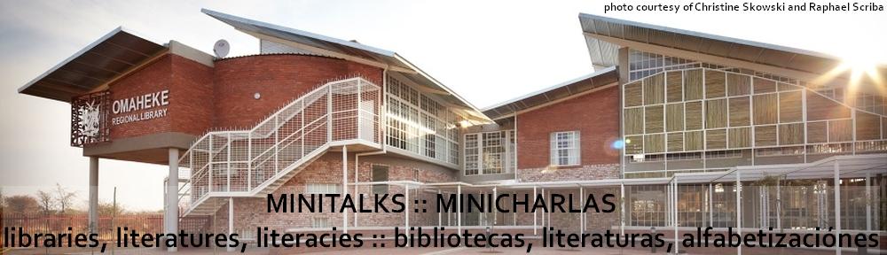 Minitalks :: Minicharlas