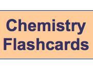 Chemistry Flashcards