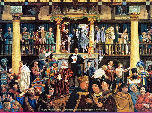 Tales from Early Modern England