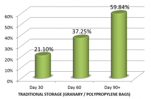 WFP traditional storage