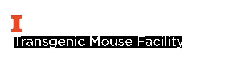 Transgenic Mouse Facility