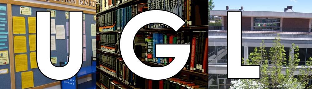 Undergraduate Library Blog
